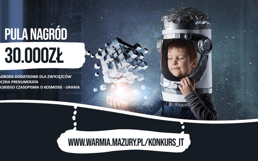 Konkurs informatyczny o Mikołaju Koperniku dla szkół