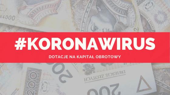 4 listopada rusza nabór wniosków o granty na kapitał obrotowy